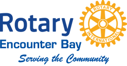 Rotary Club of Encounter Bay Logo